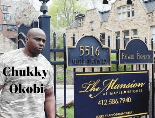NFL Pittsburgh Steeler Chukky Okobi on Life Hacking and Time Management Activities