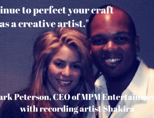 How to Become a Music Producer – The Mark Peterson Journey