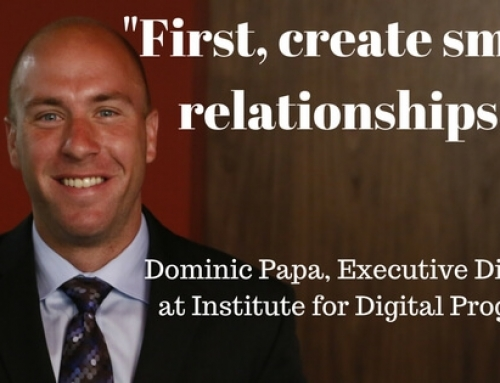 How Dominic Papa Makes a Smart City Challenge Work